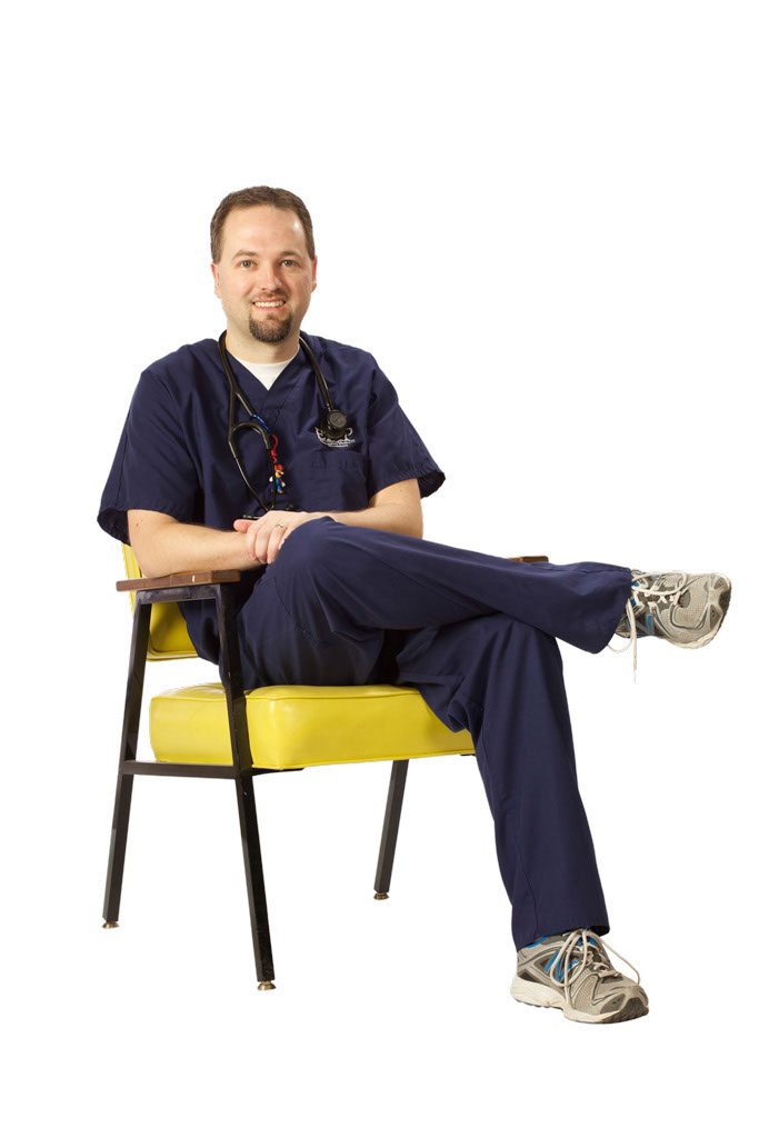 Doug Richmond, M.D., 34