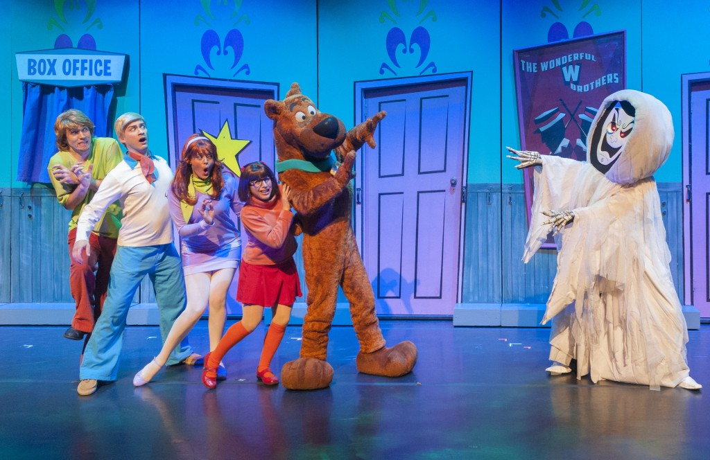 "Photo courtesy ""Scooby-Doo Live! Musical Mysteries."""