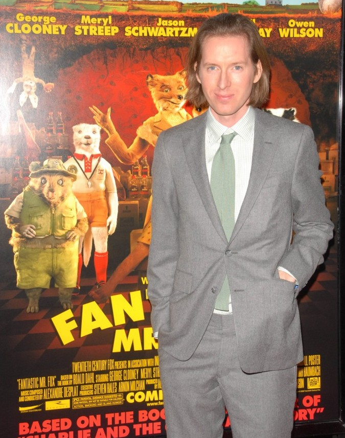 "The work of auteur film director Wes Anderson, shown at the 2009 Los Angeles screening of his film ""Fantastic Mr. Fox,"" is the subject of a presentation at Philbrook Museum of Art. s_bukley/shutterstock.com"