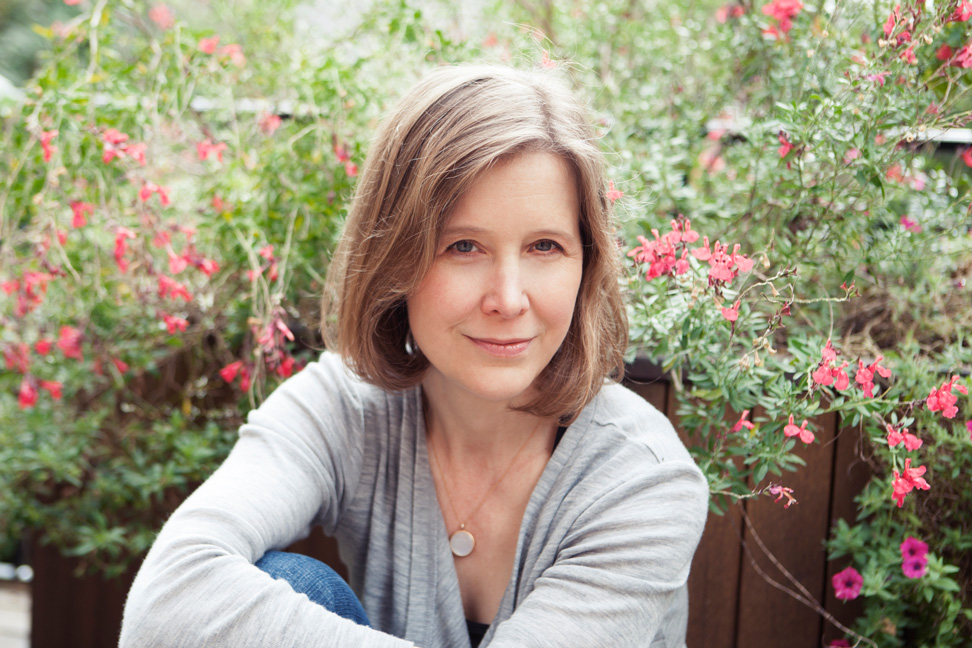 Ann Patchett will be honored for her work by the tulsa library trust in december. Photo by Heidi Ross.