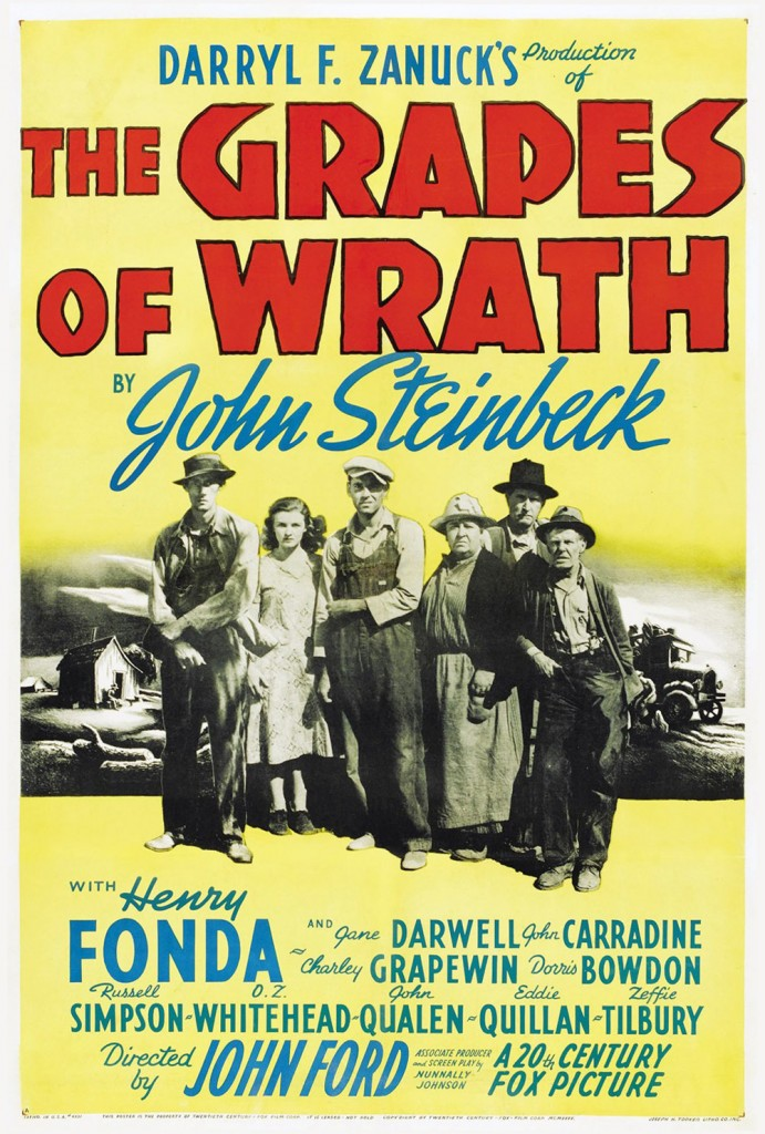 A movie poster for the film.