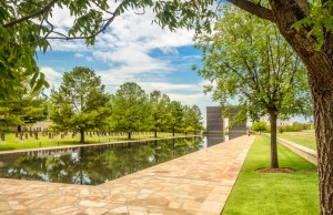 reflecting-pool-okc-bombing-shutterstock_206257396