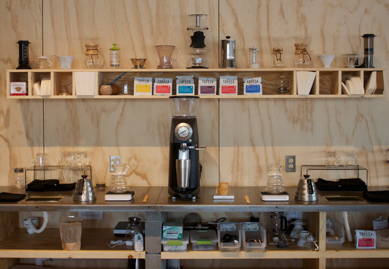 The Topeca Instruments Division aims to improve the quality and experience of drinking coffee. Photo courtesy TID.