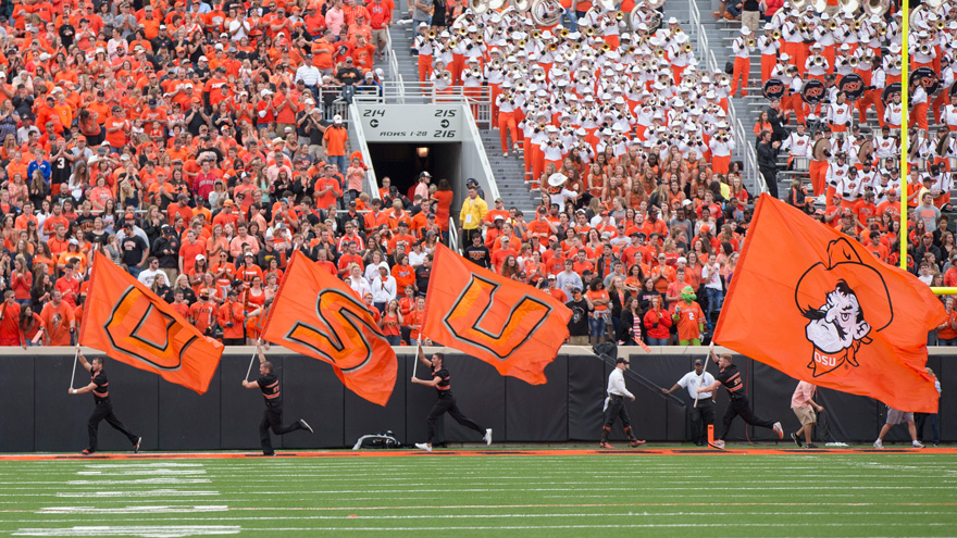 Photo by Bruce Waterfield - OSU Athletics.
