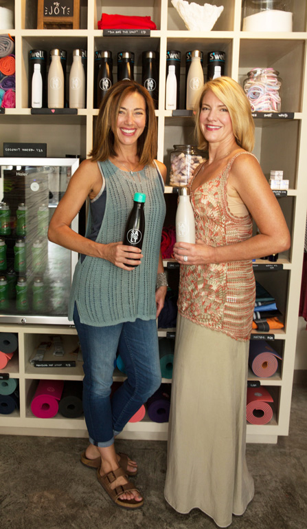 SALT co-owners Michelle Fail and Teresa Gawey. Photo by Brandon Scott.