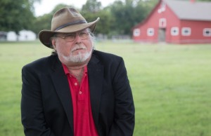 Tulsan W.B. Ward lends his voice to audiobooks as well as a radio feature. Photo by Brandon Scott.