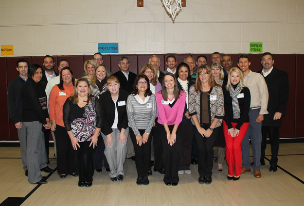 SemGroup employees take part in Junior Achievement's JA in a Day.