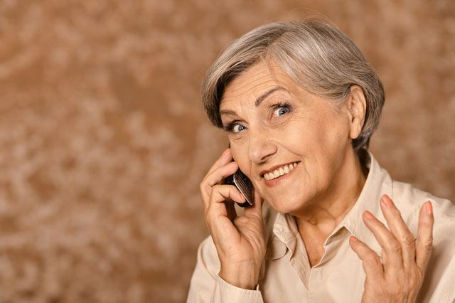 senior-on-phone-shutterstock_227757682