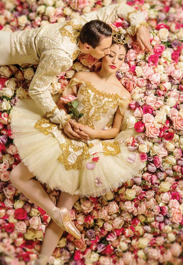 Photo by Shevaun Williams Commercial Photography courtesy Oklahoma City Ballet.