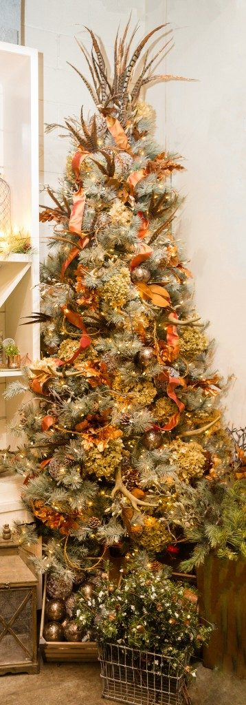 this festive Design was created by Ted and Debbie's flower & garden. Photo by Chris Humphrey Photographer