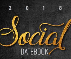 2018 Social Datebook Digital Edition
